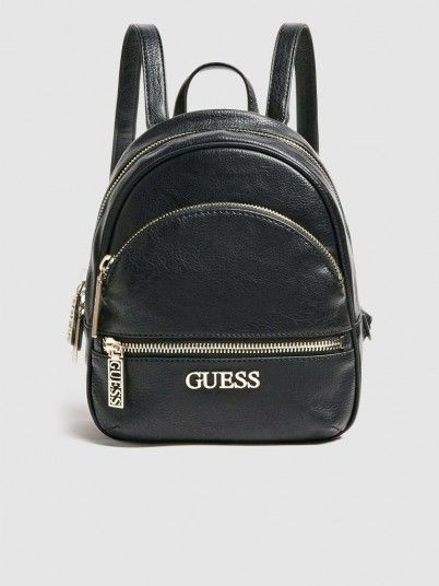 Backpack Woman Black Guess