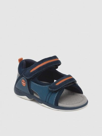 Sandals Baby Boy Navy Blue Mayoral