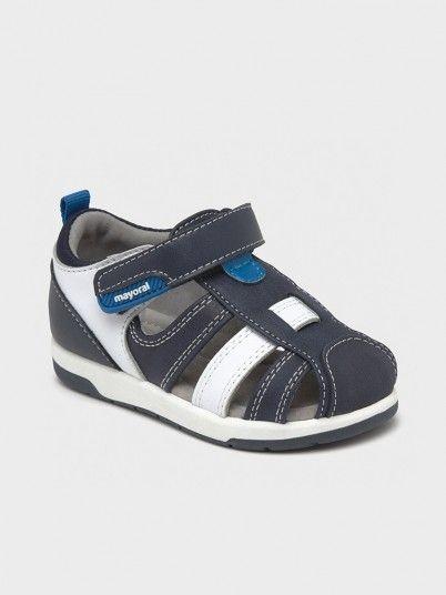 Sandales Petit Garçon Bleu Foncé Mayoral