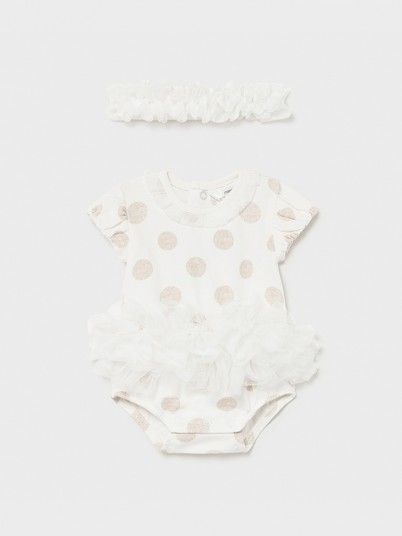 Body Baby Girl Beige Mayoral