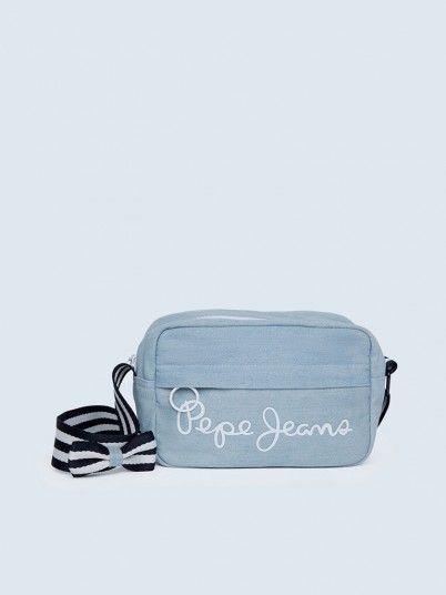 Handbag Girl Light Jeans Pepe Jeans London