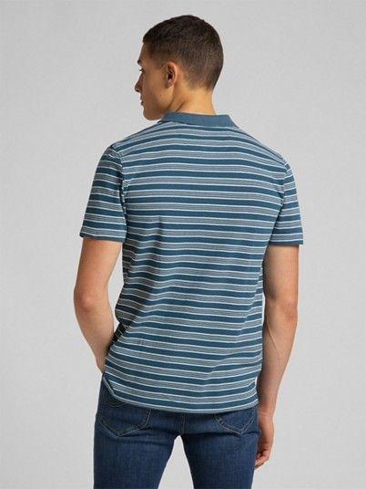 Polo Homem Stripy Lee
