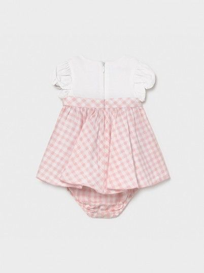 Dress Baby Girl Rose Mayoral