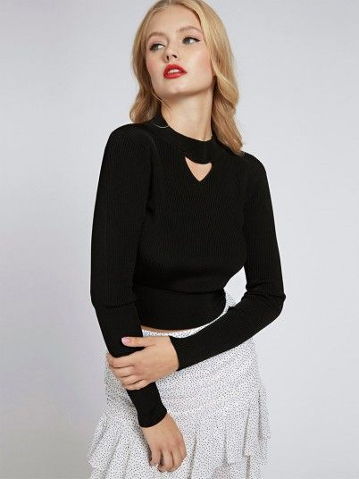 Knitwear Woman Black Guess