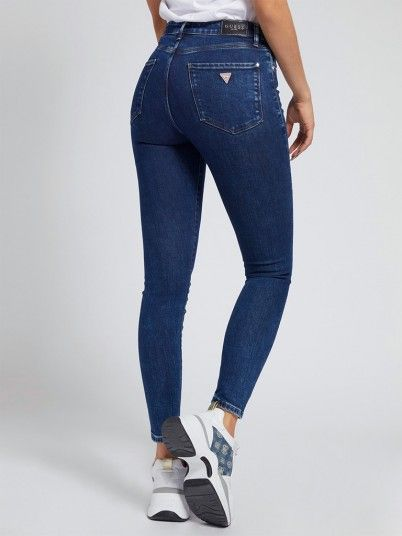 Jeans Mulher Lush Skinny Guess