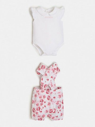 Set Baby Girl Floral Guess