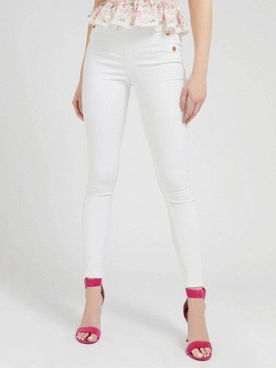 Pants Woman White Guess
