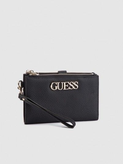 Wallet Woman Black Guess