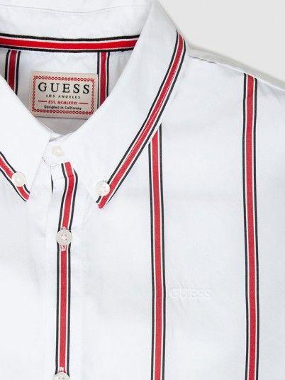 Camisa Homem Jefferson Guess