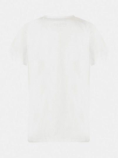 T-Shirt Boy White Guess