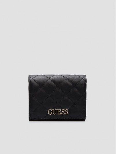 Wallet Woman Black Guess