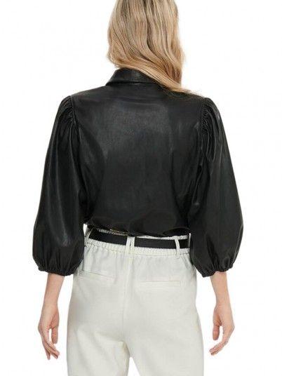 Shirt Woman Black Only