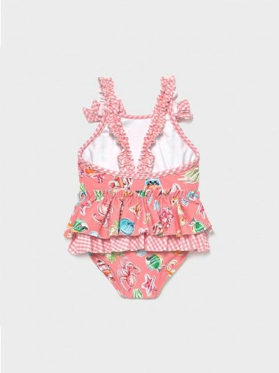 Swimsuit Baby Girl Rose Mayoral