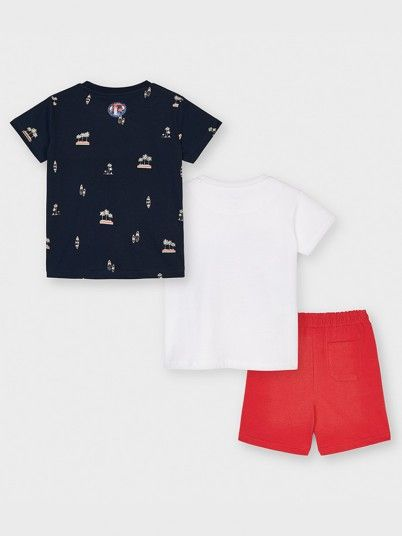 Set Boy Navy Blue Mayoral