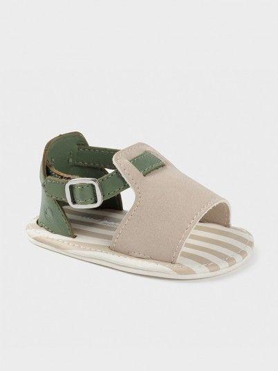 Sandals Baby Boy Beige Mayoral
