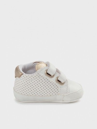 Sneakers Baby Girl White Mayoral