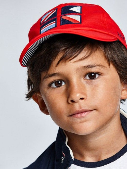 Hat Boy Red Mayoral