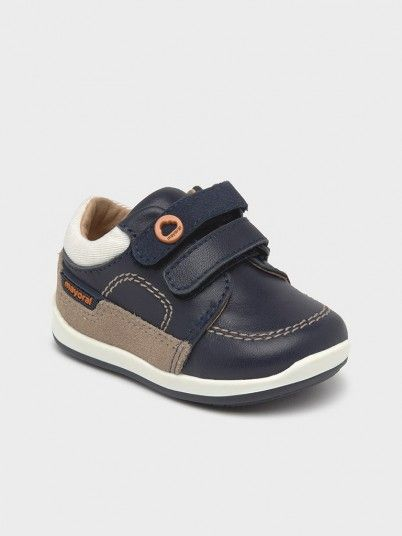 Shoes Baby Boy Navy Blue Mayoral