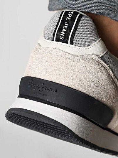 Sneakers Man White Pepe Jeans London