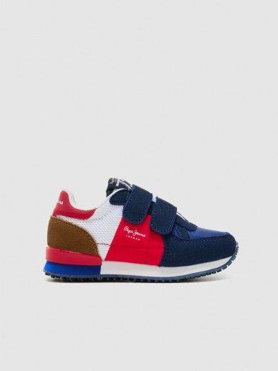 Sneakers Boy Multicolor Pepe Jeans London