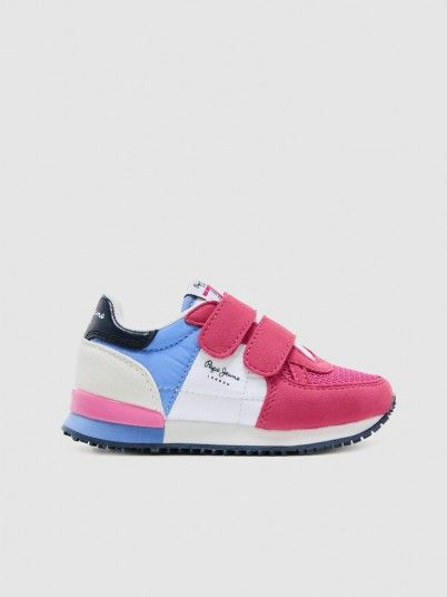 Sneakers Girl Multicolor Pepe Jeans London