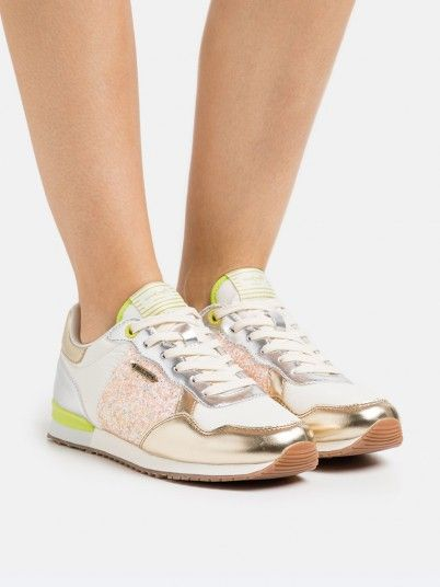 Sneakers Woman Multicolor Pepe Jeans London