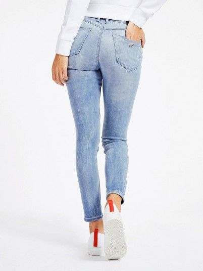Jeans Mulher 1981 Exposed Guess