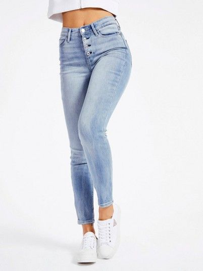 Jeans Woman Light Jeans Guess