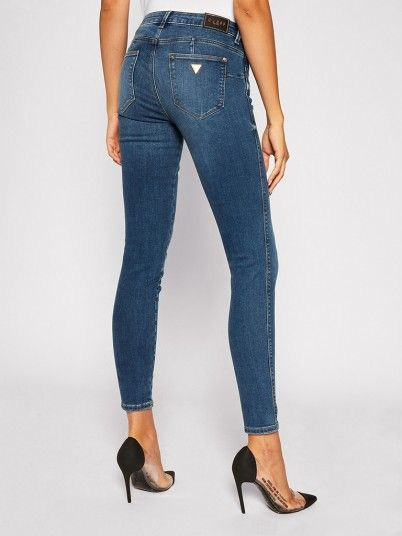 Jeans Woman Jeans Guess