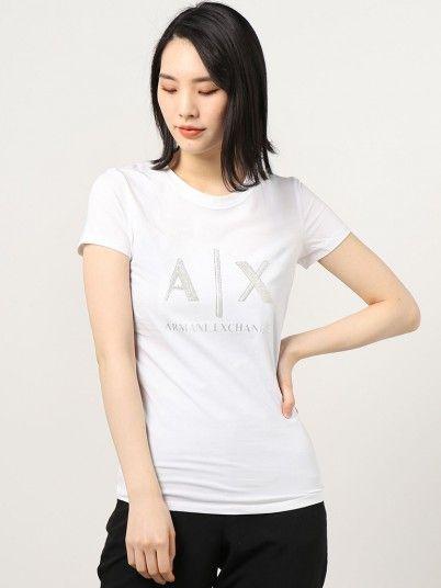 T-Shirt Mulher Armani Exchange