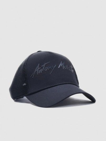 Hat Man Navy Blue Antony Morato