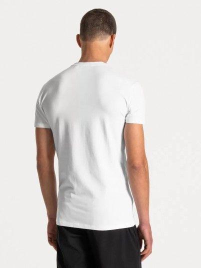 T-Shirt Homem Faster Antony Morato