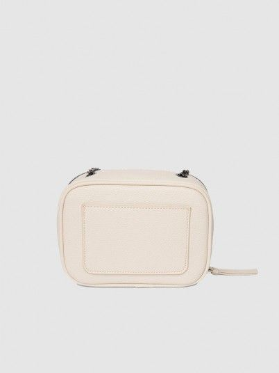 Handbag Woman Cream Pepe Jeans London