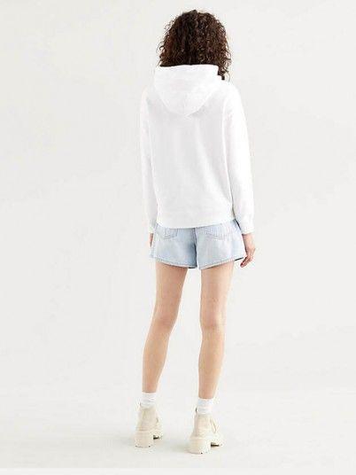 Sweatshirt Woman White Levis