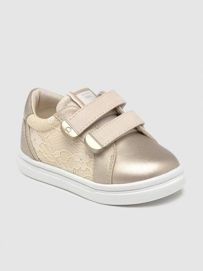Sneakers Baby Girl Champagne Mayoral
