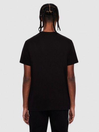 T-Shirt Homme Noir Armani Exchange