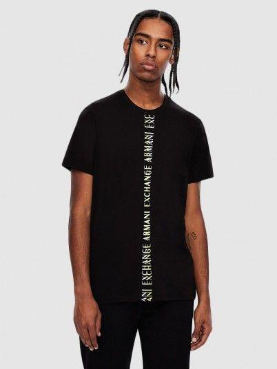 T-Shirt Homem Armani Exchange