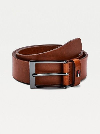 Belt Man Brown Tommy Jeans