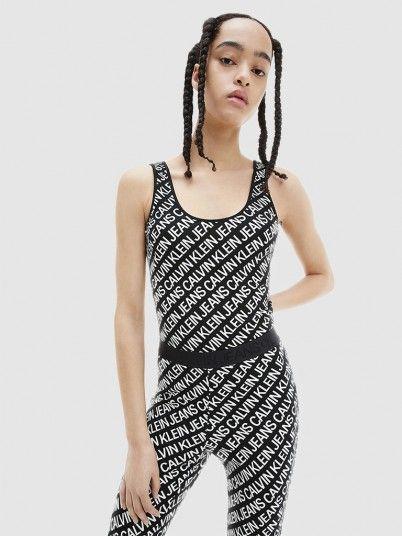 Body Woman Black Calvin Klein