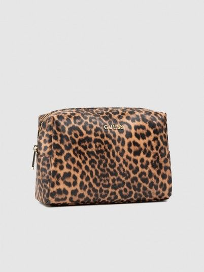 Accessories Woman Animal Print Guess
