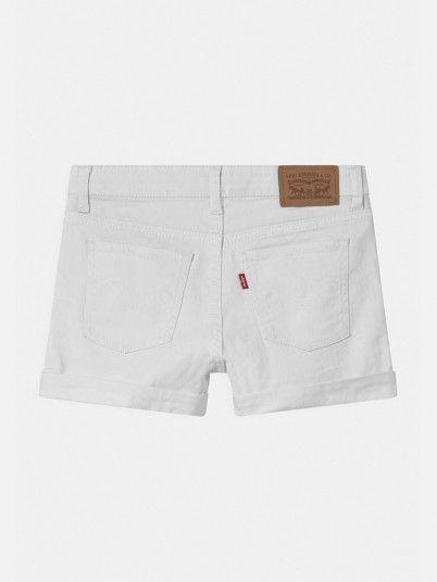 Shorts Girl White Levis