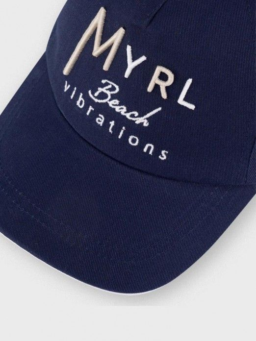 Hat Boy Navy Blue Mayoral