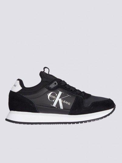 Sapatilha Mulher Runner Sock Calvin Klein