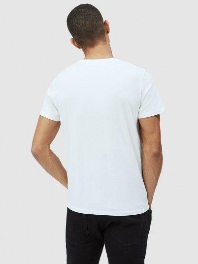 T-Shirt Homem Donovan Pepe Jeans