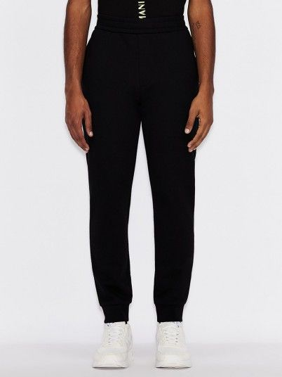 Pants Man Black Armani Exchange