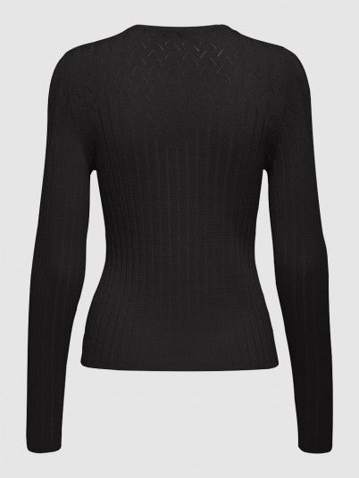 Knitwear Woman Black Only