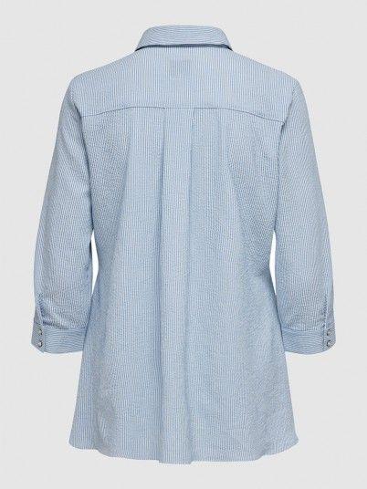 Shirt Woman Blue Only
