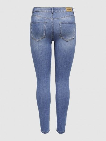 Pants Woman Jeans Only