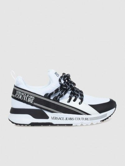 Sneakers Woman White Versace