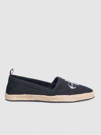 Shoes Woman Black Calvin Klein